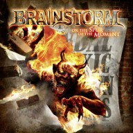 BRAINSTORM - On spur of the moment DIGIPACK