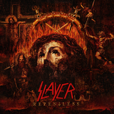 SLAYER - Repentless CD+DVD