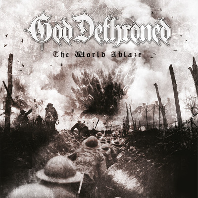 GOD DETHRONED - The World ablaze CD+DVD