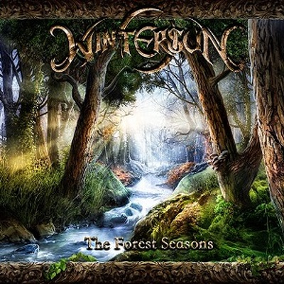 WINTERSUN - The forest seasons DIGIPACK