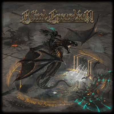 BLIND GUARDIAN - Live Beyond spheres 4LP
