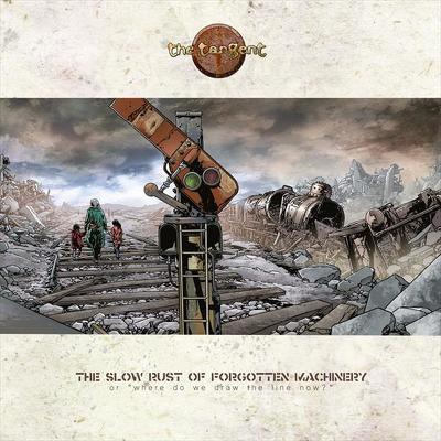 TANGENT - The slow rust of forgotten machinery DIGIPACK