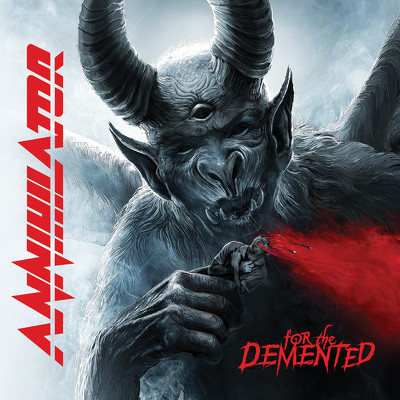ANNIHILATOR- For the demented DIGIPACK