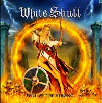 WHITE SKULL - Will of thé strong