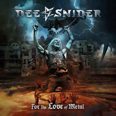 SNIDER DEE - For the love of metal