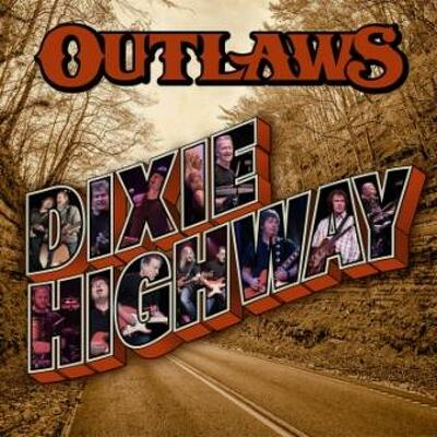 OUTLAWS - Dixie highway DIGIPACK