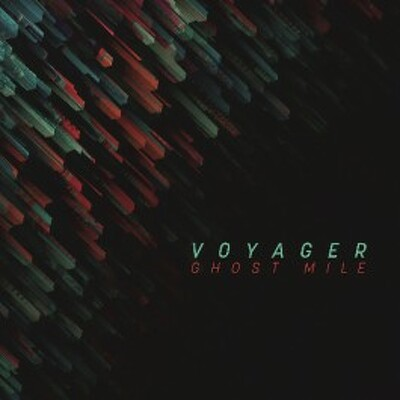 VOYAGER - Ghost mile DIGIPACK