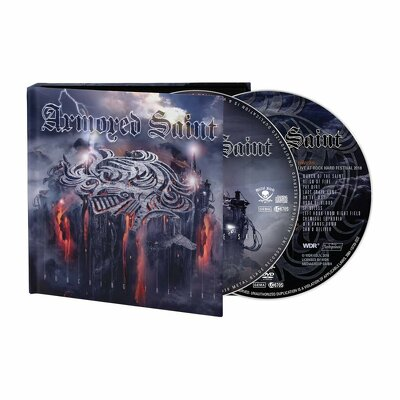 ARMORED SAINT - Punching the sky CD+DVD