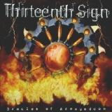 THIRTEENTH SIGN - Oracles of armagedon