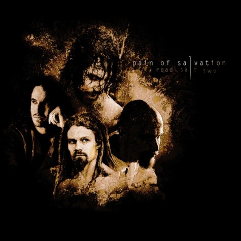 PAIN OF SALVATION - Road salt two DIGIPACK