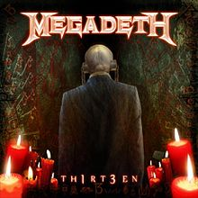 MEGADETH - Thirteen