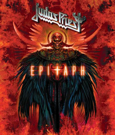JUDAS PRIEST - Epitaph DVD