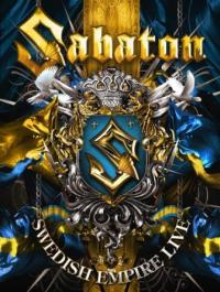 SABATON - Swedish empire live 2DVD