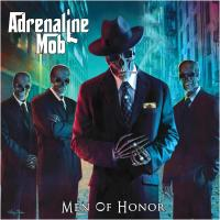 ADRENALINE MOB - Men of honor 2CD