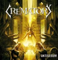 CREMATORY - Antiserum DIGIPACK