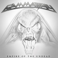 GAMMA RAY - Empire of the undead CD+DVD
