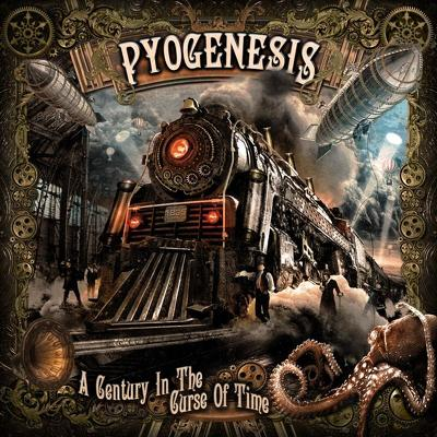 PYOGENESIS - A century in the curse DiGIPACK