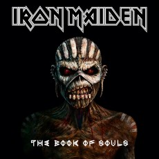 IRON MAIDEN - Book of souls 2CD