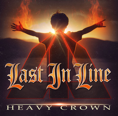 LAST IN LINE - Heavy crown CD+DVD