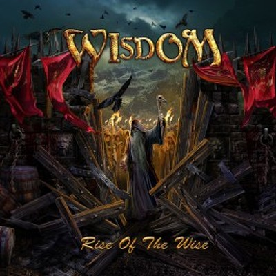 WISDOM- Rise of the wise digipack