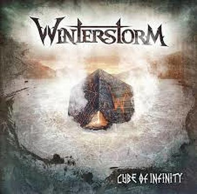 WINTERSTORM - Cube of infinity DIGIPACK