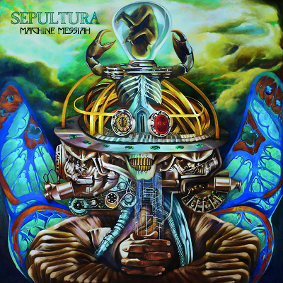 SEPULTURA - Machine messiah