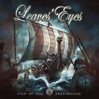 LEAVES EYES- Sign of the dragon