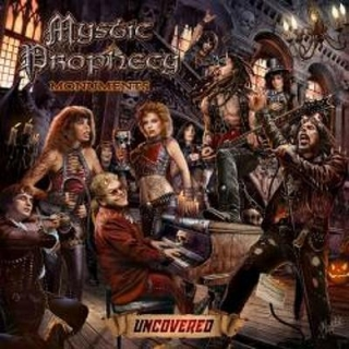 MYSTIC PROPHECY- Monuments uncovered DIGIPACK