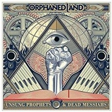 ORPHANED LAND - Unsung prophets and dead messiahs 2 CD