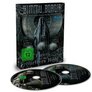 DIMMU BORGIR - Forces of the northern night 2xDVD