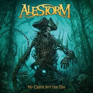 ALESTORM - No grave but the sea 2 CD