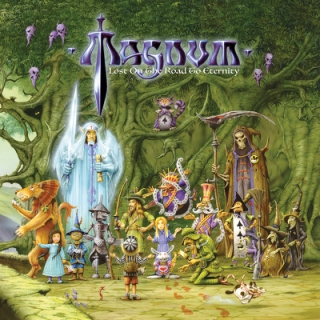 MAGNUM - Lost on the road to eternity DIGIPACK 2Cd