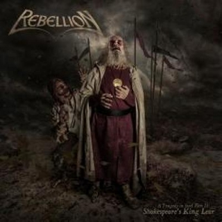 REBELLION - A tragedy in steel Pt.2 DIGIPACK