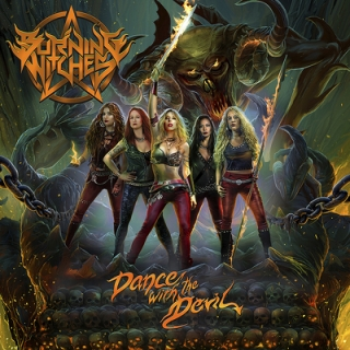 BURNING WITCHES - Dance with the witches