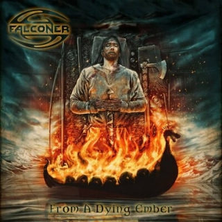 FALCONER - From a dying ember DIGIPACK
