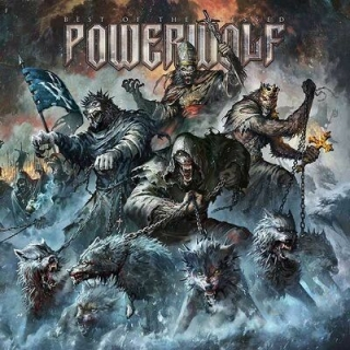 POWERWOLF - Best of the blessed