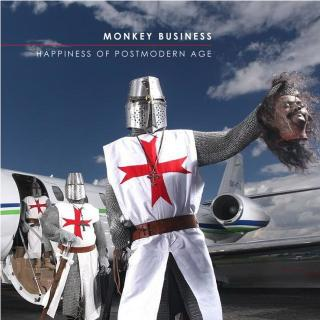 MONKEY BUSINESS - Happiness of postmodern age