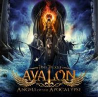 TOLKKI TIMO AVALON - Angels of the apocalypse DIGIPACK