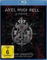 PELL AXEL RUDI - Magic moments BLURAY
