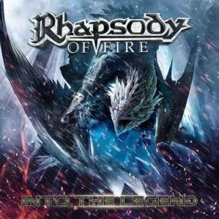 RHAPSODY OF FIRE - Into the legend DIGIPACK