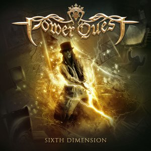 POWER QUEST - Sixth dimension DOGIPACK
