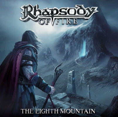 RHAPSODY OF FIRE - The eight mountain DIGIPACK