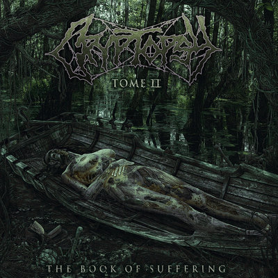 CRYPTOPSY- The book of suffering DIGIPACK