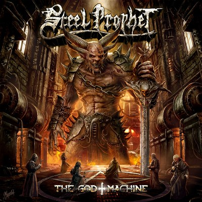 STEEL PROPHET- The god machine