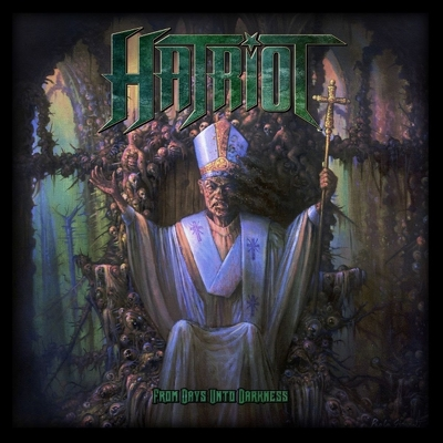 HATRIOT - From days unto darkness