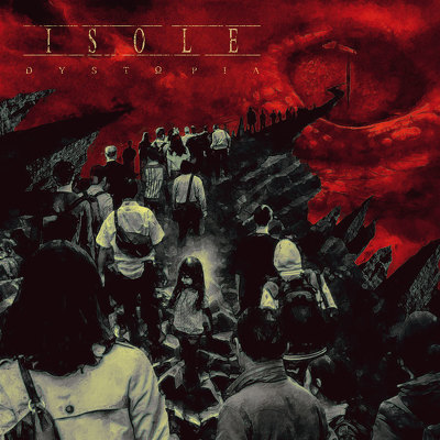 ISOLE - Dystopia DIGIPACK