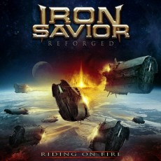 IRON SAVIOR - Reforged - Riding on fire 2CD DIGIPACK