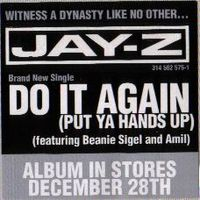 JAY-Z - Do It Again - Put Ya Hands Up