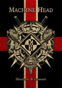 MACHINE HEAD - Bloodstone and diamonds DIGIBOOK