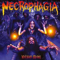 NECROPHAGIA - Whiteworm cathedral DIGIPACK